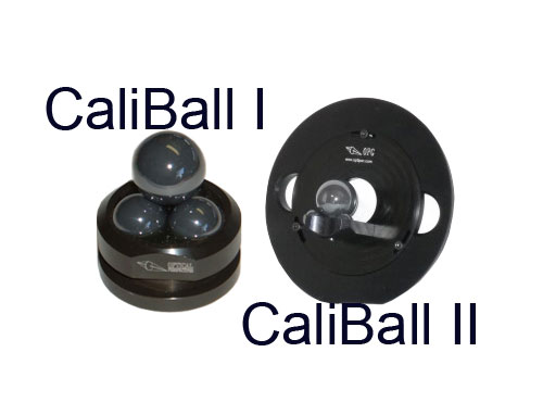 Two CaliBall Models